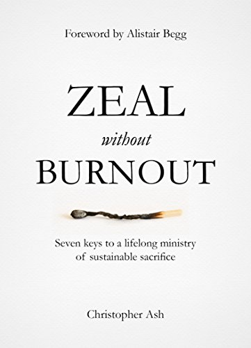 Zeal Without Burnout Book cover